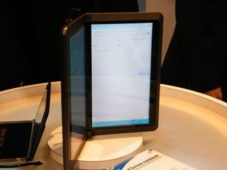 MSI eReader Netbook