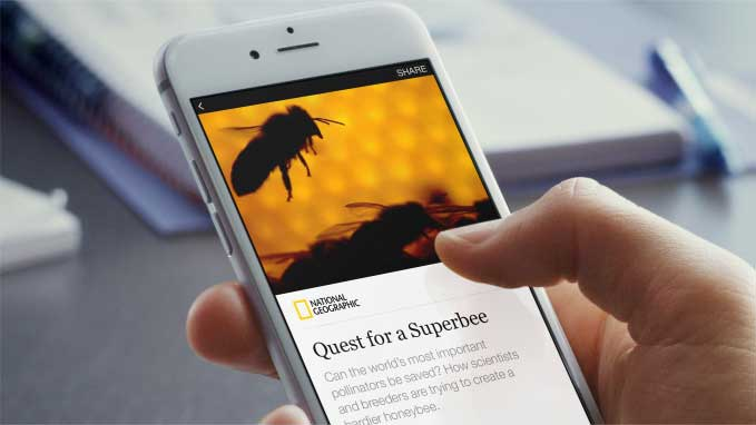 Facebook makes reading the news on your iphone a whole lot easier facebook makes reading the news on your iphone a whole lot easier techradar publicscrutiny Image collections