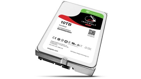 Seagate IronWolf 10TB Hard Drive review | TechRadar