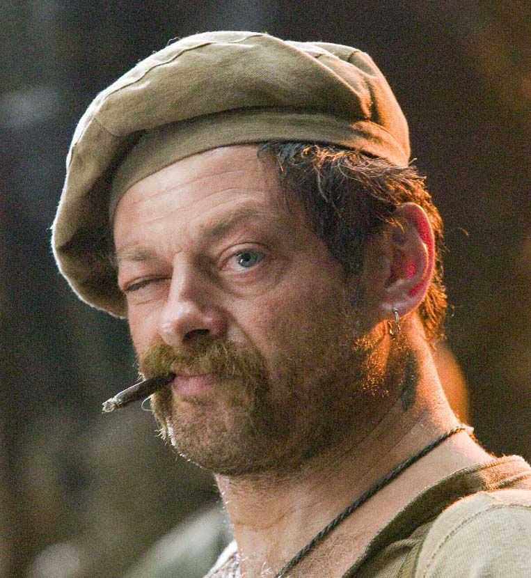 Andy Serkis cast in Rise Of The Apes