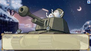 Hatoful Boyfriend Tank