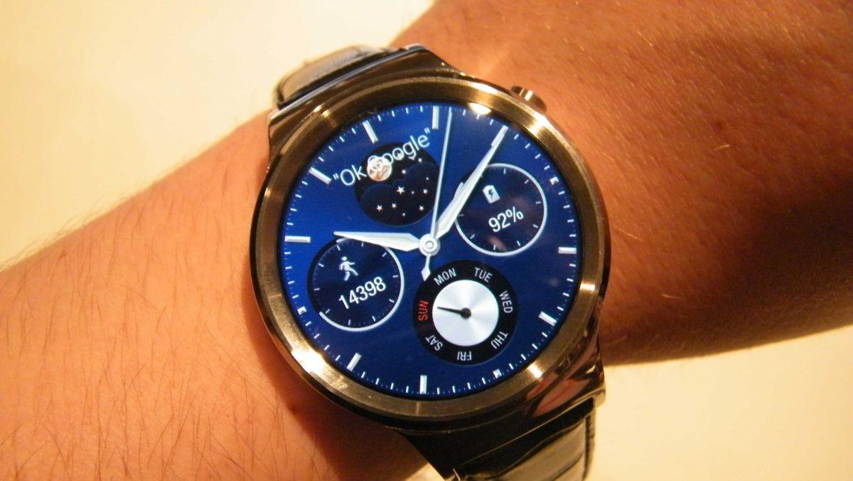 The Huawei Smartwatch Could Set You Back 1 000 Techradar
