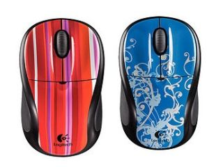 Logitech - appealing to women, and men who like colours