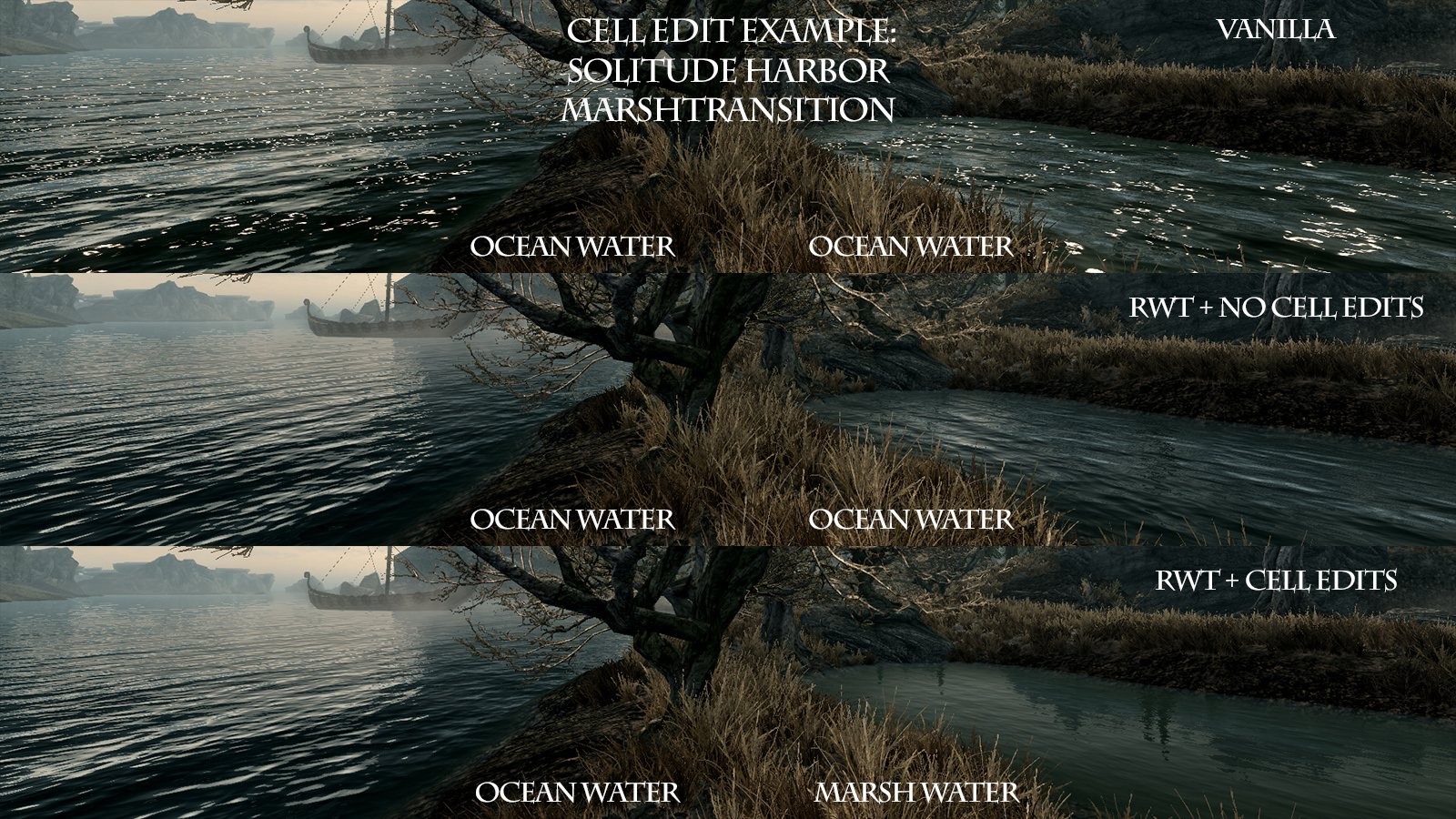 the best skyrim mods: realistic water two