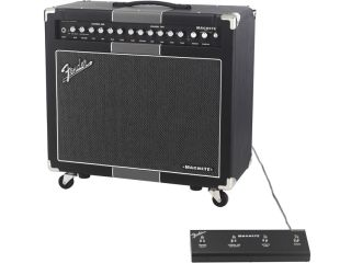 Fender's new Machete combo amp with four-button footswitch
