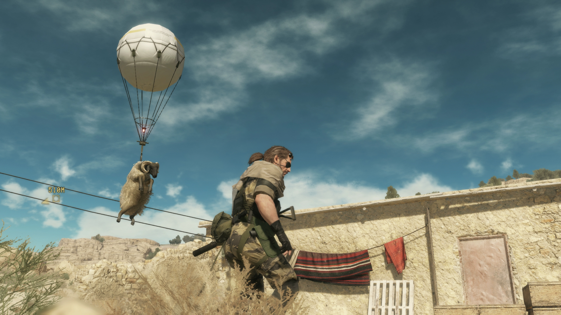 Metal Gear Solid 5: The Phantom Pain Animal Locations Guide