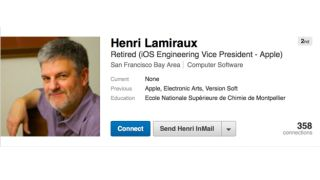 Apple's head of iOS engineering, Henri Lamiraux leaves company after 23 years
