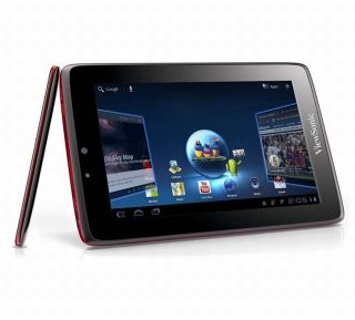 ViewSonic 7x - to ViewSonic ViewPad 7x given UK release date and price