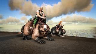 Ark Beaver