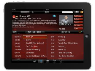 Virgin Media's TiVo iPad app - coming soon?