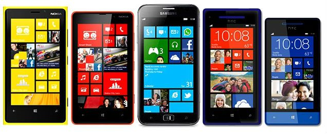 Windows Phone Top Apps