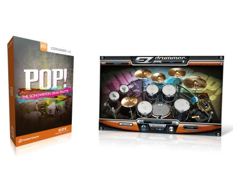 The wide-ranging Pop! EZX is another excellent extension from Toontrack.