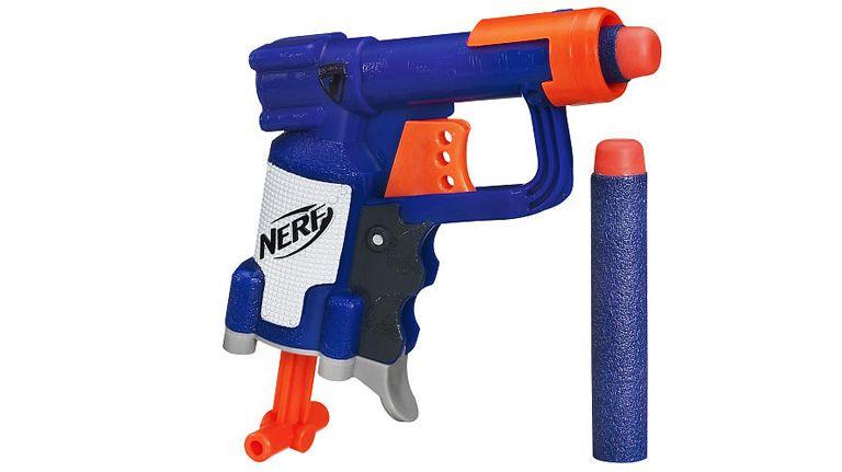 nerf single shot