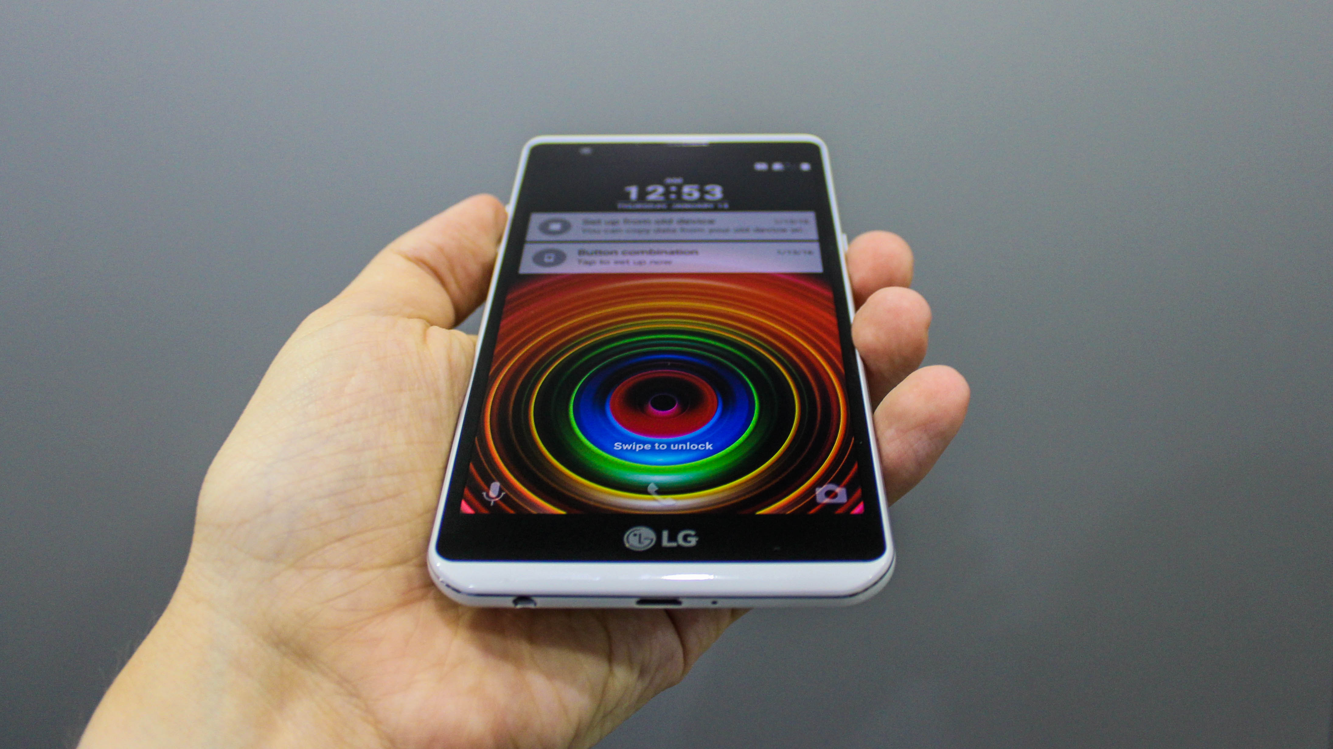Smartphone Lg X Review