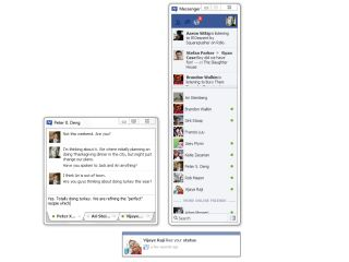 Facebook Messenger for WIndows takes a bow
