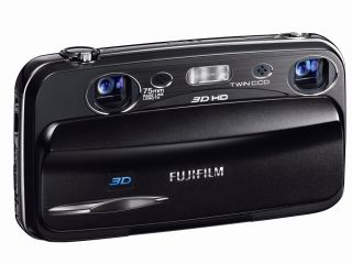 Fujifilm FinePix Real 3D W3 - the latest 3D shooter arrives