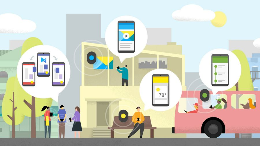 Apple vs Google: The battle of the beacons