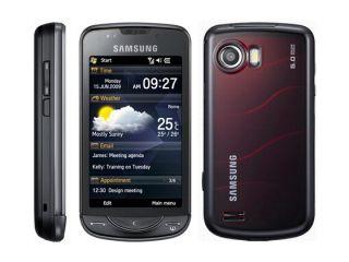 Samsung's new Omnia Pro?
