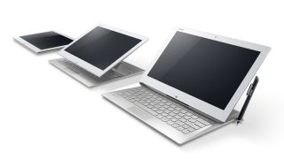 Sony Vaio laptop-tablet hybrid