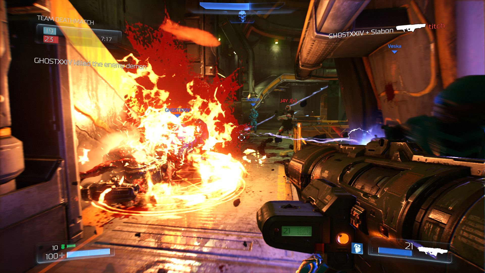 Doom open beta kicks off this week – here's what's in it