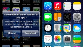 No iPhone left behind as Apple offers older apps for non-iOS 7 devices