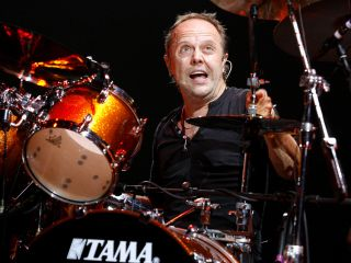 Lars Ulrich loves Oasis, and that's not 'Definitely Maybe'