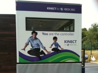 Kinect roadshow check on the latest gaming tech