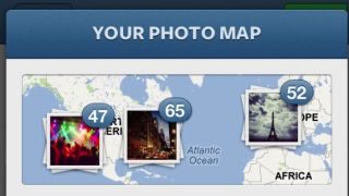 Instagram Photo Map