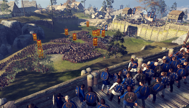 Total War: Rome 2's Giant Patch 9 Improves AI, Performance
