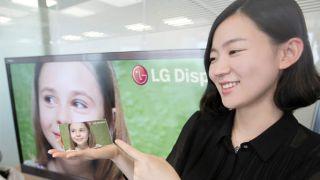 LG 1080p screen