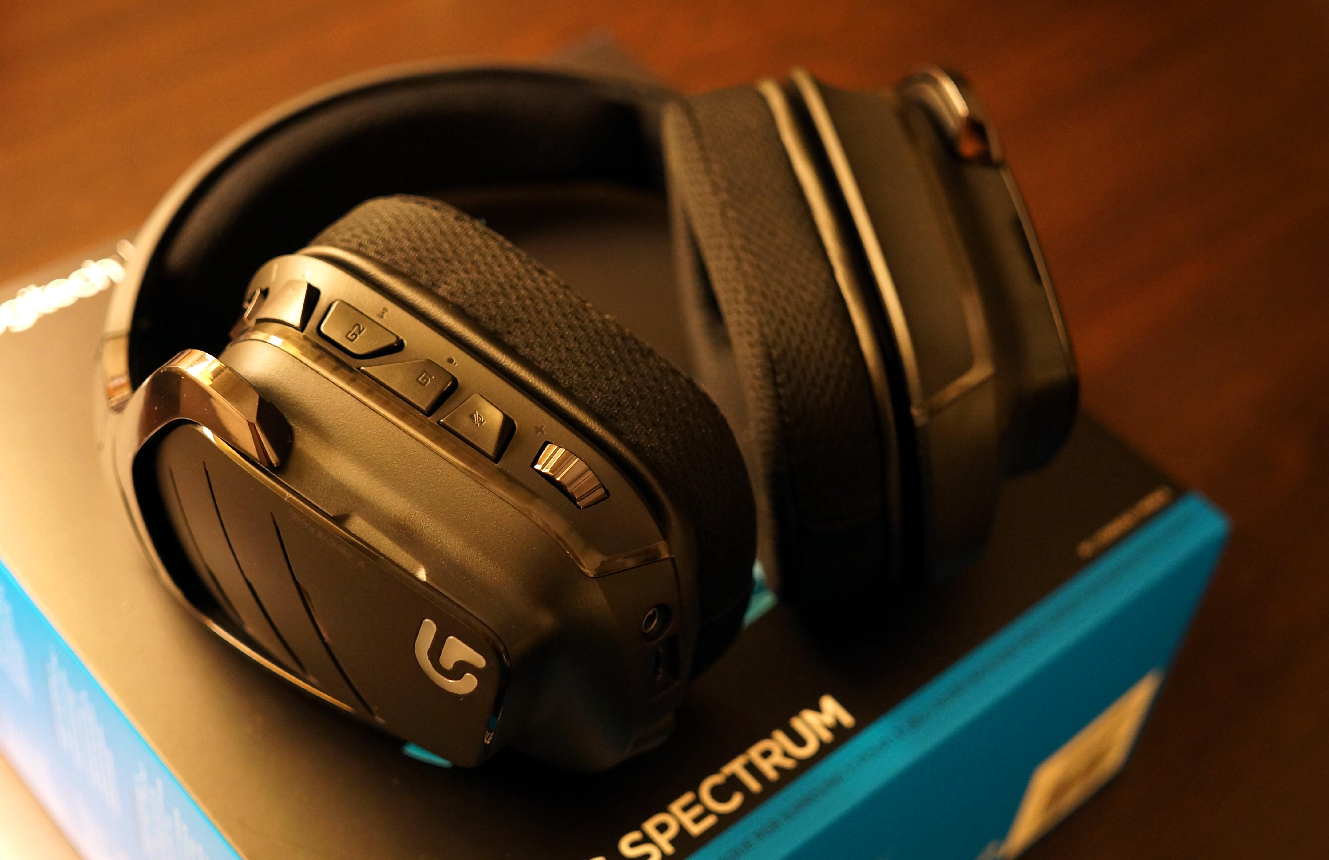Logitech launches G633 and G933 Artemis Spectrum 7 1