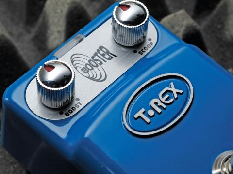 The ToneBug boost offers a good alternative to turning up your volume knob.