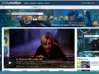 DailyMotion turns Orange