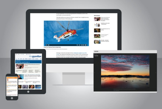 The secrets of the Guardian's responsive redesign