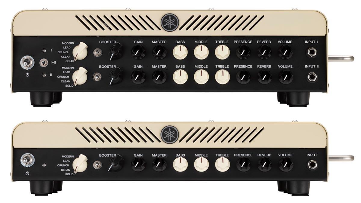 Yamaha Unveils Thr100hd And Thr100h Guitar Amp Heads Musicradar