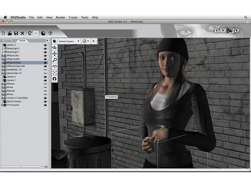 DAZ Studio 3 Advanced review | TechRadar