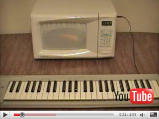 MIDI-controlled microwaves may be pointless, but they're pretty cool
