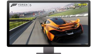 Forza MotorSport 5 on a PC