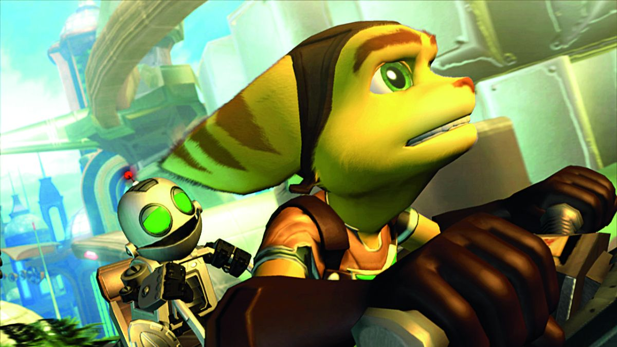 Ratchet Clank Future Quest For Booty Ps3 Network Review