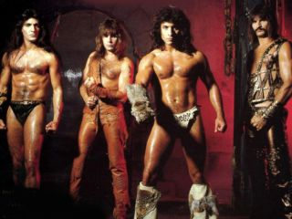 Manowar: do they have 'issues' worthy of discussion?