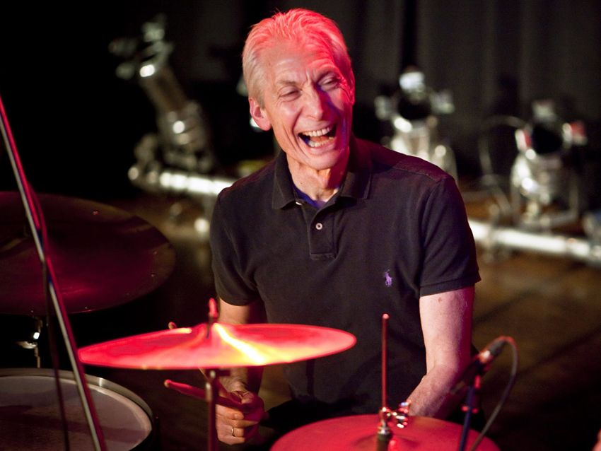 The Rolling Stones Charlie Watts On His Drum Heroes