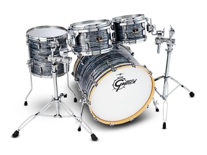 gretsch renown maple drum kit review musicradar. Black Bedroom Furniture Sets. Home Design Ideas