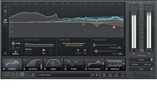 iZotope's Ozone 6 arrived with a slick new interface.
