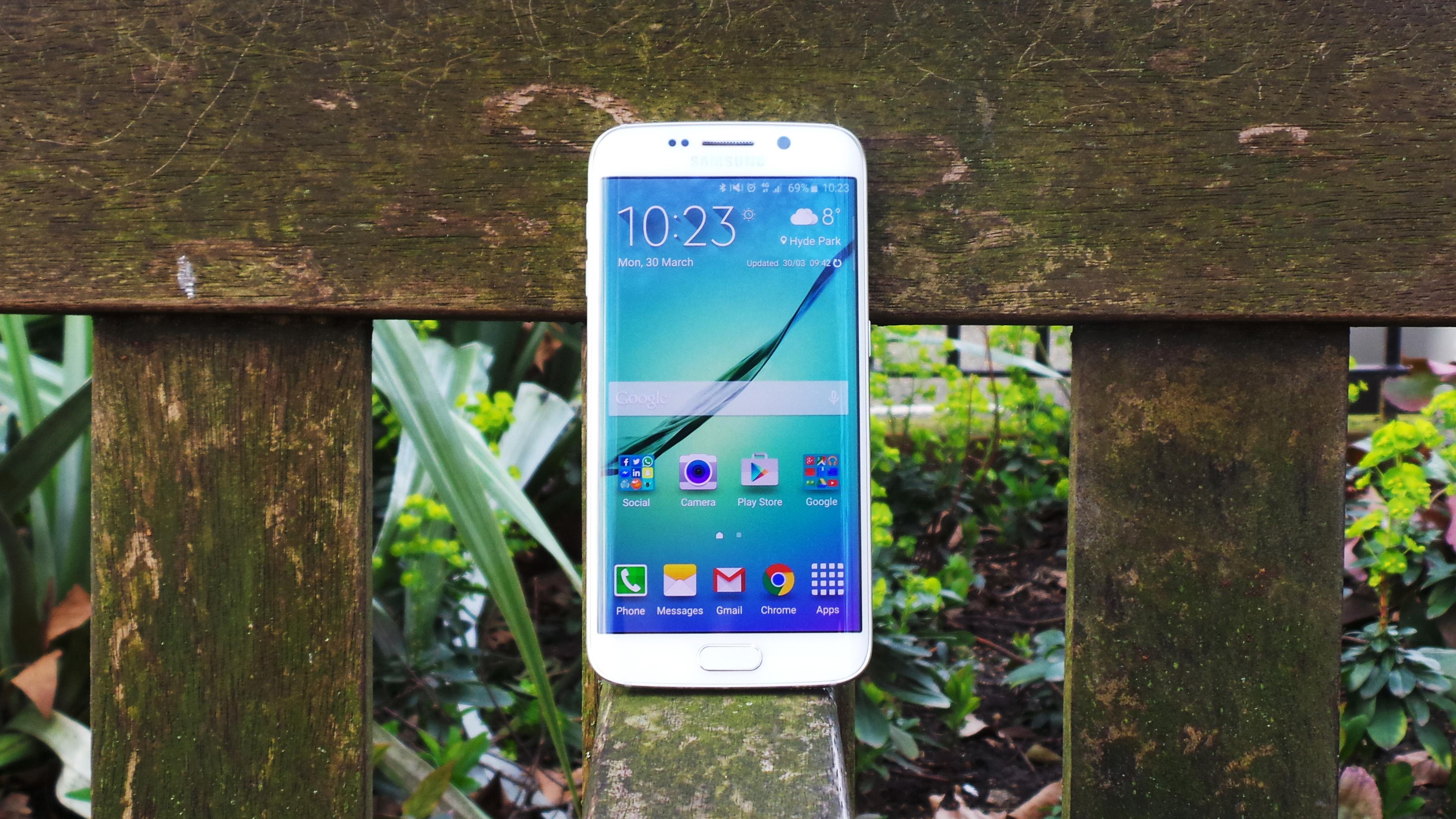 Samsung Galaxy S6 Edge Techradar