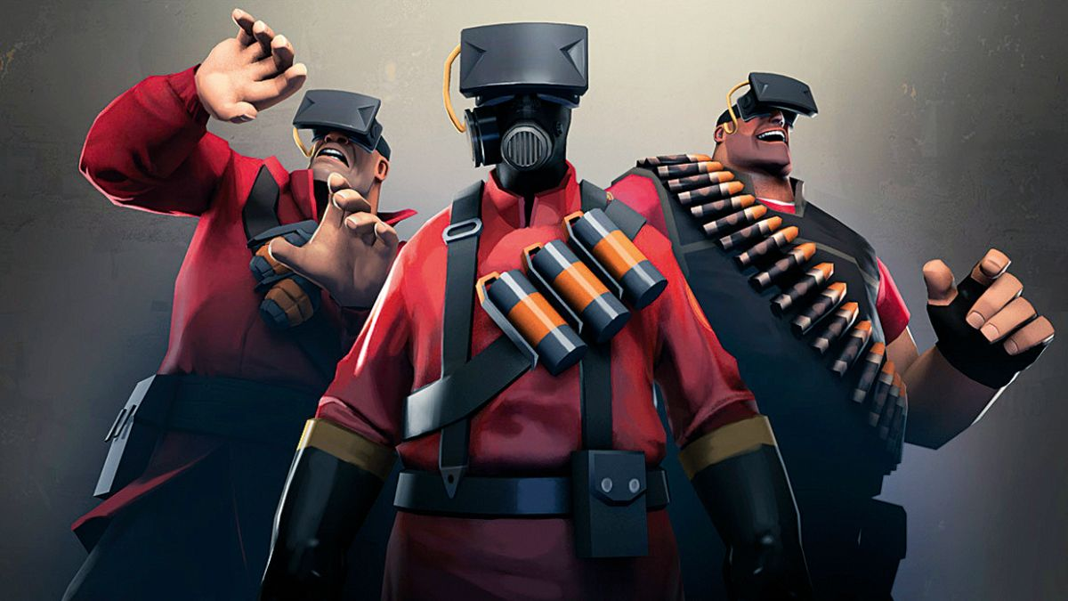 Team Fortress 2 source code has leaked, and you can apparently get malware by playing