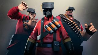 Oculus Rift team fortress