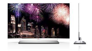 LG 55-inch OLED TV
