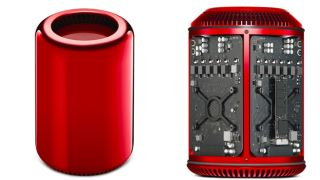 One off Product RED Mac Pro designed by Jony Ive set for charity auction