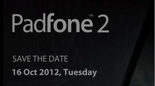 PadFone 2 invite