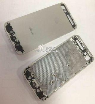 Fingerprint reader for iPhone 5S, Liquidmetal for iPhone 6?